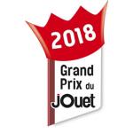Grand Prix du Jouet 2018 - Catégorie jeu dÂ'ambiance