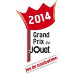 Grand Prix du Jouet 2014 - Jeu de construction