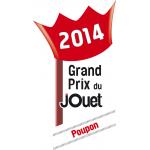 Grand Prix du Jouet 2014 - Poupon