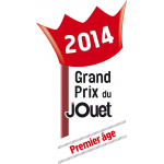Grand Prix du Jouet 2014 - Premier �ge