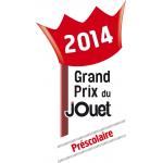 Grand Prix du Jouet 2014 - Préscolaire