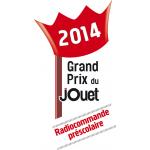 Grand Prix du Jouet 2014 - Radiocommande préscolaire