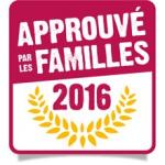Approuvé par les familles 2016