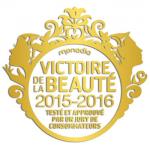 Victoire de la beaut� 2015 / 2016