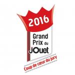 Grand Prix du Jouet 2016 - Coup de cÂœur du Jury