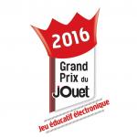 Grand Prix du jouet 2016 - Jeu éducatif électronique