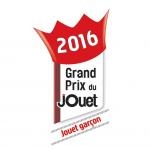 Grand Prix du jouet 2016 - Jouet Garçon