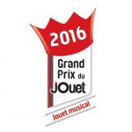 Grand Prix du jouet 2016 - Jouet musical