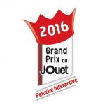Grand Prix du jouet 2016 - Peluche interactive