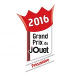 Grand Prix du jouet 2016 - Préscolaire