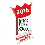 Grand Prix du jouet 2016 - Radiocommande préscolaire