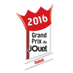Grand Prix du jouet 2016 - Robot