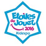 Etoiles du jouet 2016 - Elu par les Garçons