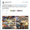 Star Wars Episode VII : Les images des Lego en avant-premi�re