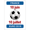 Une boutique d�di�e Euro 2016 sur Amazon.fr