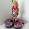 On a testé la poupée Nancy mallette de coiffure