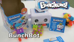 On a joué à Bunchems bunchbot