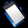 Intel Compute Card : le PC au format carte de crédit