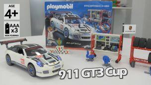 On a construit la Porsche 911 GT3 Cup