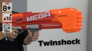 On a tiré avec le Twinshock