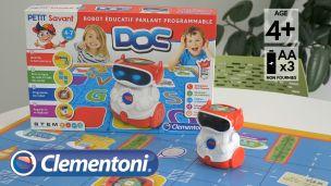 On a joué avec Doc, le mini robot