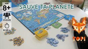 On a sauvé la planète !!