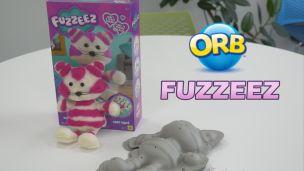 On a créé notre peluche chat Fuzzeez !