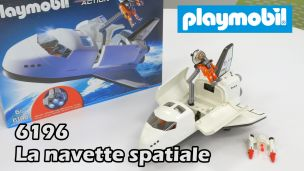 On a construit la navette spatiale