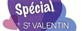 Saint Valentin : Le 14 février, les amoureux font la fête !