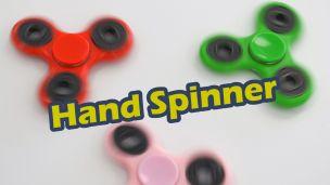 On a testé les Hand Spinner