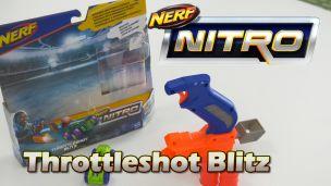 On a joué avec le Nerf Nitro Throttleshot Blitz