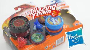 Blazing Team : Le jeu de Yo-Yo d'Hasbro inspiré de la série d'animation