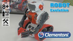 On a conçu un robot programmable
