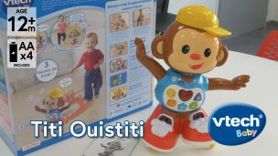 On a joué avec Titi Ouistiti