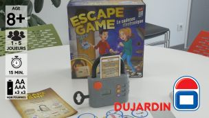On a joué à Escape Game