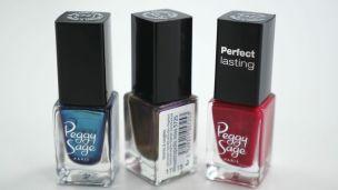 Vernis Peggy Sage : Manucure, french et soin des ongles
