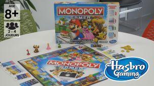On a joué au Monopoly avec Mario