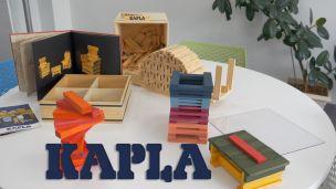 On a testé les constructions Kapla