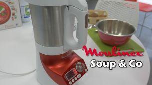 On a cuisiné avec le Moulinex Soup & Co