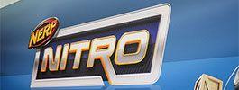 Découvrez la nouvelle Gamme Nitro de Nerf (dès 5 ans)