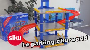 On a construit le parking