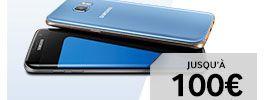 Galaxy S7 : Samsung vous rembourse jusqu'à 100 euros