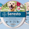 Bayer Seresto : Colliers antiparasitaires pour chien et chat
