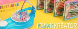 Kumi Kreator : Crée des bracelets uniques et tendances !