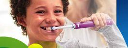 Oral-B Junior : Brosse à dents électrique pour enfant