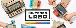 Nintendo Labo : une nouvelle série d'expériences interactives