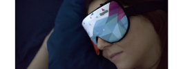 Hypnos : Stress réduit et détente assurée avec ce masque d'hypnose...