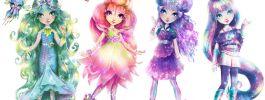 Nebulous Stars : une gamme d'activités créatives pour filles