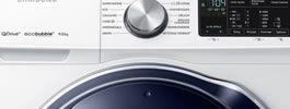 Série QuickDrive avec système Auto Optimal Wash