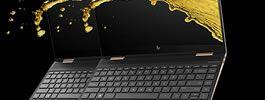 HP Spectre x360 : PC portable avec écran tactile 4K